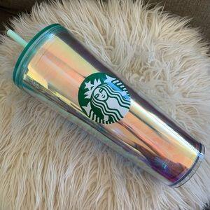 Starbucks Iridescent Mermaid Tumbler